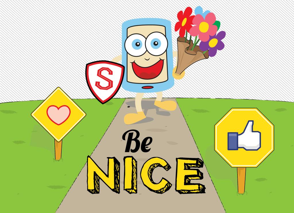 Tip 3 - Be Nice