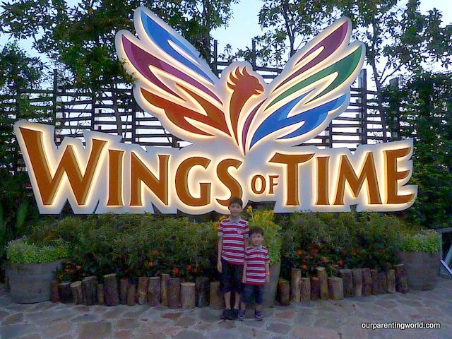 Wings of Time 2