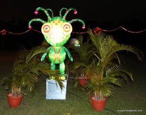 SC Alien Lantern 8