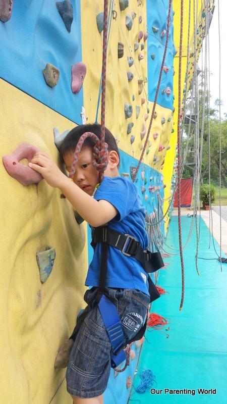 Dare to Climb 7