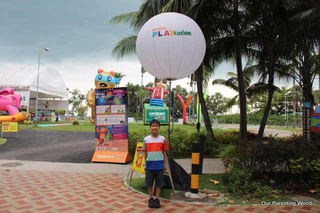 Sentosa Playcation 2014 1