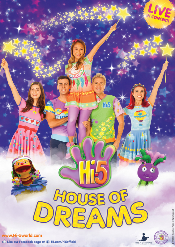 Hi5_House Of Dreams