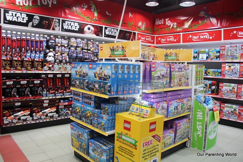 Newly Revamped Toys R Us Paragon Store Promises Multi Dimensions Of
