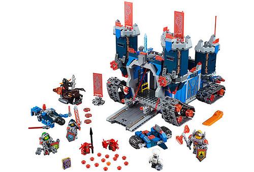LEGO Nexo Knights 7