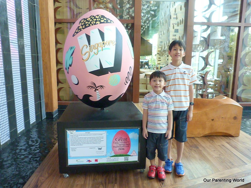 The Great Egg-Venture at Sentosa HarbourFront 2016 11