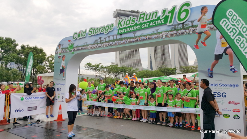 Cold Storage Kids Run 2016 2