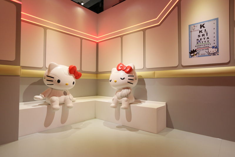 Robot Hello Kitty 1