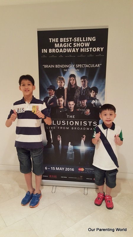 The Illusionists 8