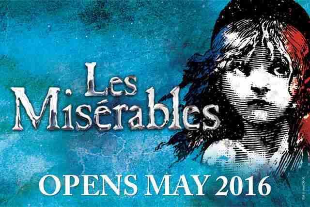 Les Misérables Singapore