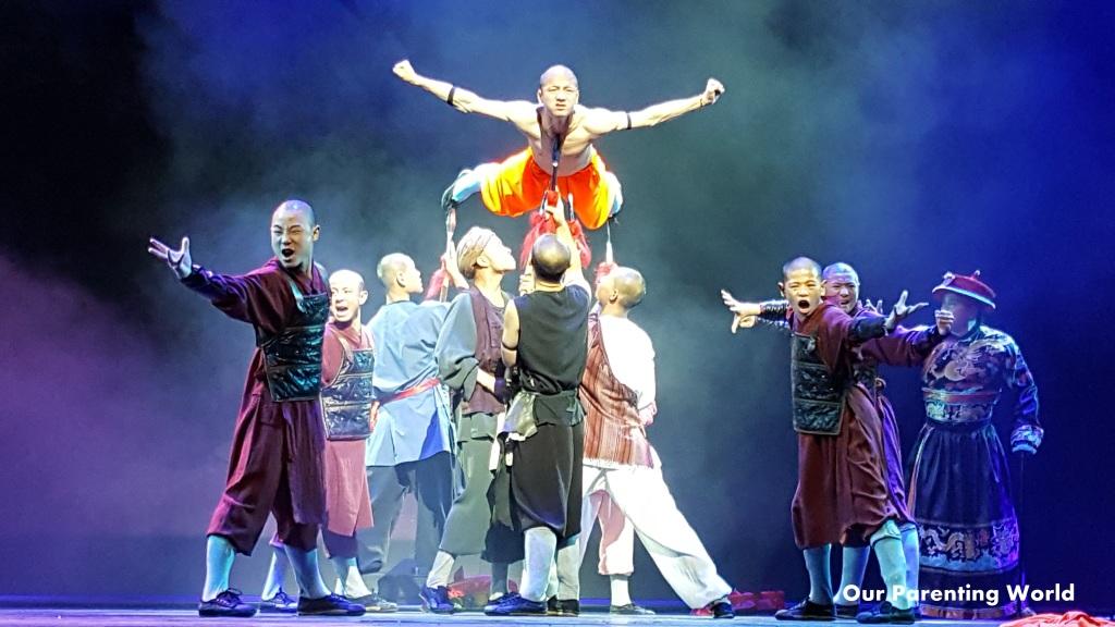 Shaolin 12