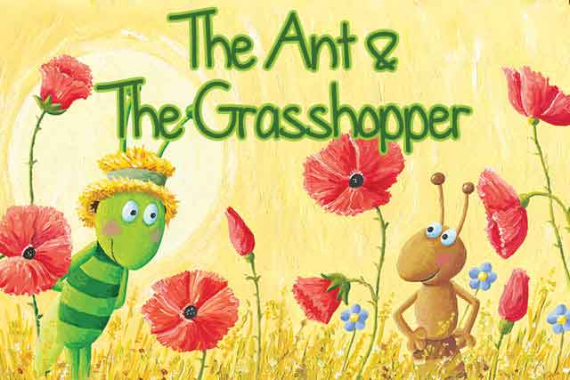 the-ant-and-the-grasshopper