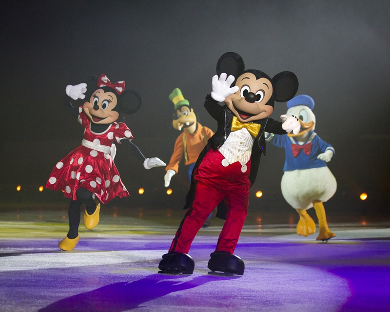 Disney on Ice Mickey & Co