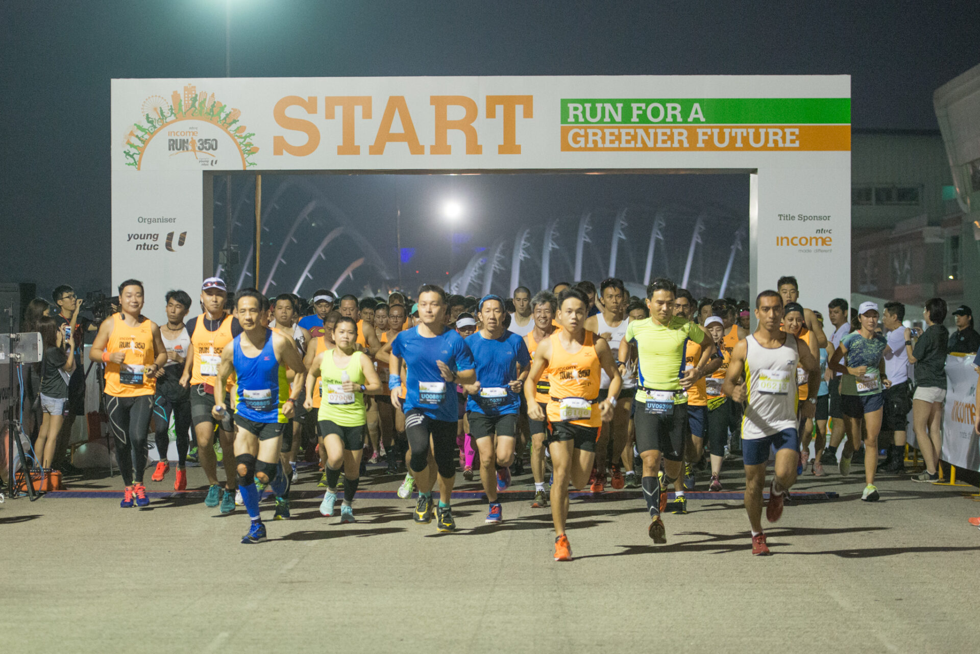 NTUC Income Run 350, Organised by Young NTUC_6
