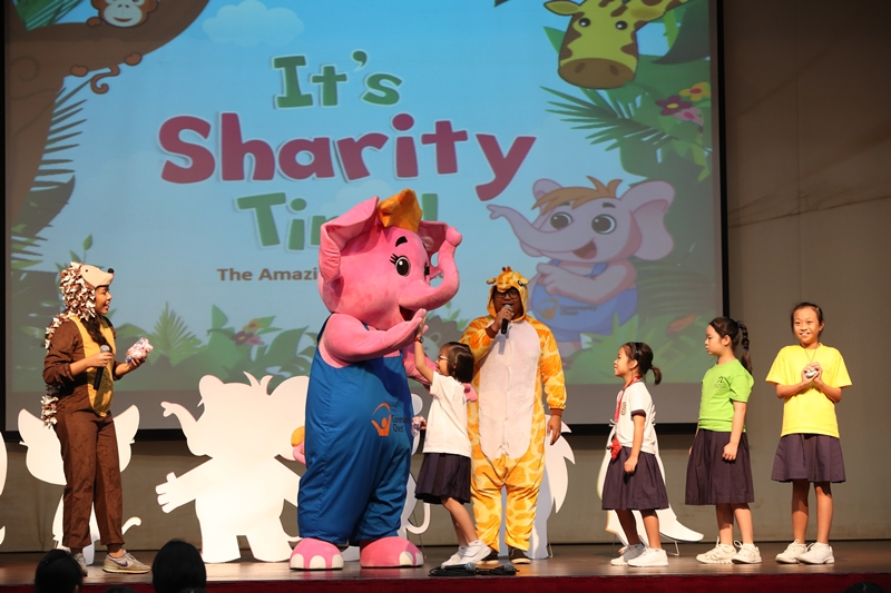 Sharity Partners Schools to celebrate Inclusiveness ...