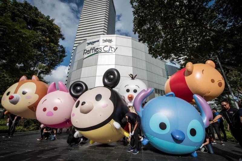 Tsum Tsum Inflatables