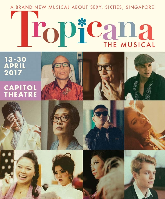 Tropicana The Musical at Capitol Theatre