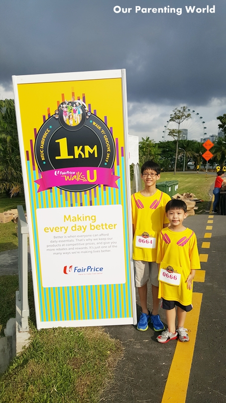 FairPrice Walks with U 2017 1