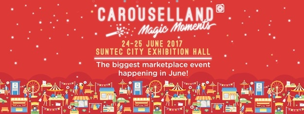 Carouselland - the BIGGEST marketplace event Carousell