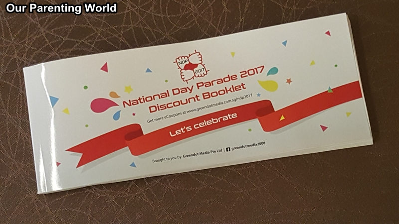 National Day Parade Funpack 2017 7
