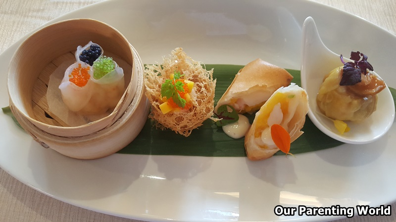Peach Blossom Singapore 52nd Birthday Menu
