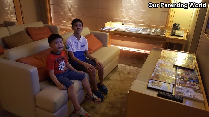 The Ritz-Carlton, Millenia Singapore Ritz Kids Play Area