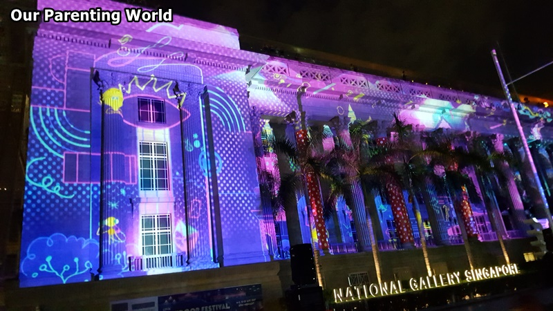 Civic District Outdoor Festival National Gallery Singapore