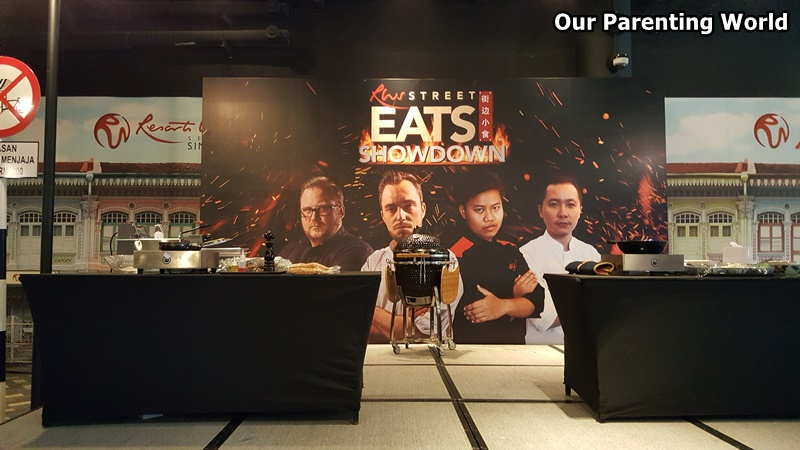 RWS Street Eats Showdown