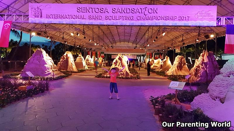 Sentosa Sandsation 2017 5