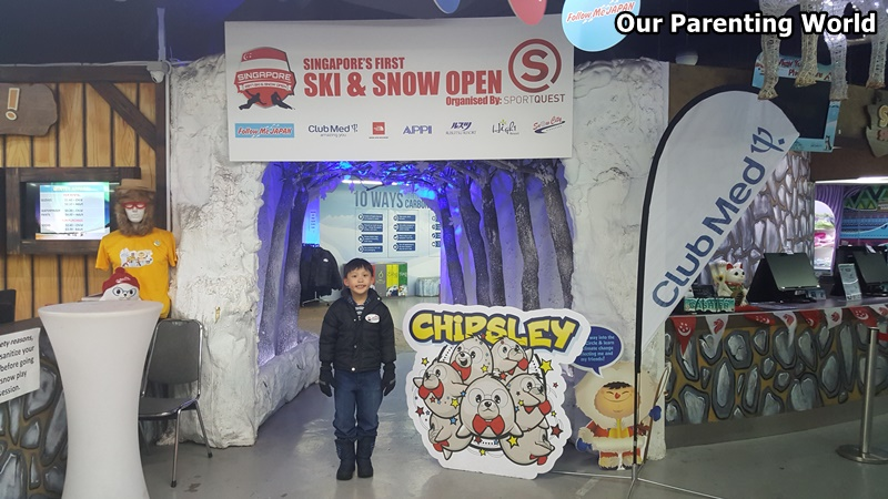 Singapore First ever Ski and Snow Expo by SportQuest 2