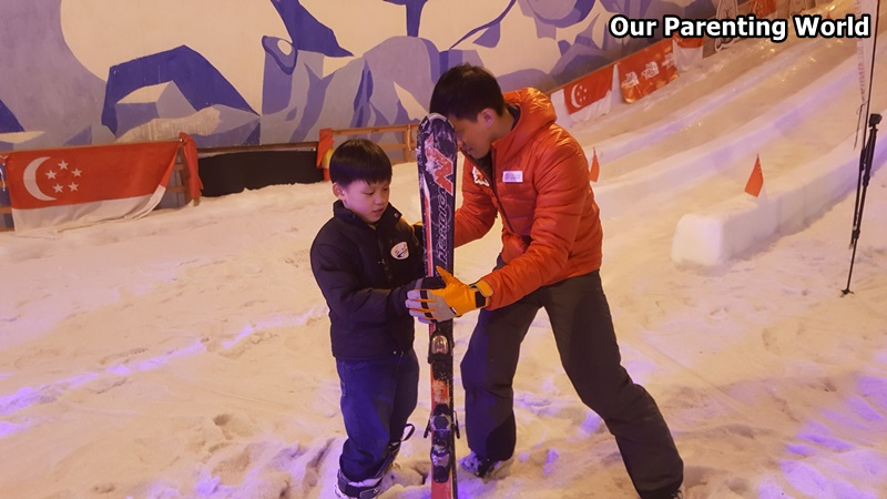 Singapore First ever Ski and Snow Expo by SportQuest 6