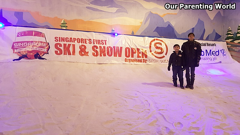 Singapore First ever Ski and Snow Expo by SportQuest