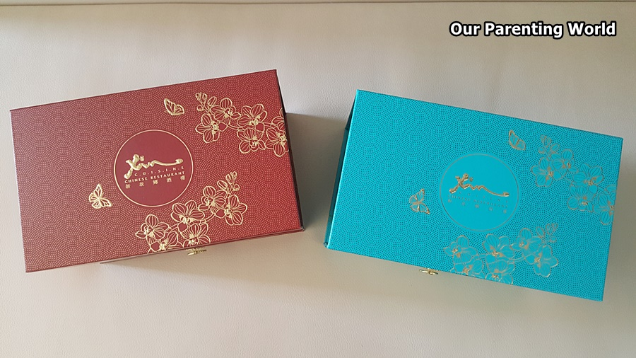 Xin Cuisine Chinese Restaurant Mooncakes