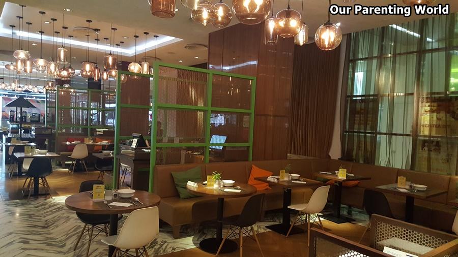 Element Restaurant Amara Singapore 2