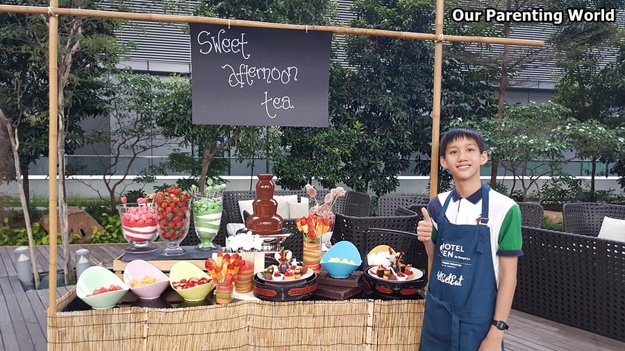 Hotel Jen OrchardGateway Singapore 8