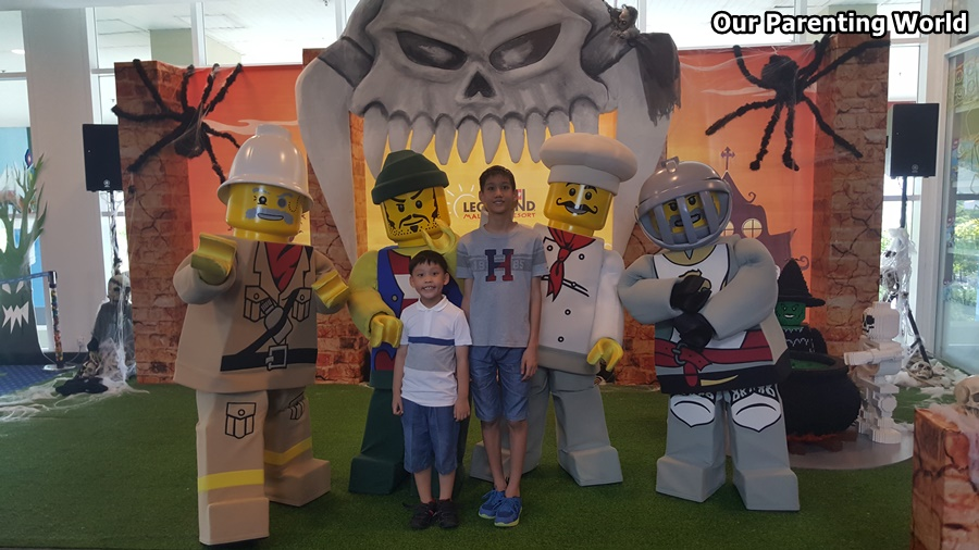LEGOLAND Hotel Meet and Greet