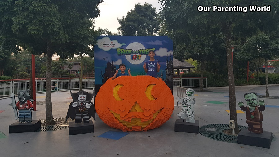 LEGOLAND Malaysia Resort Brick or Treat