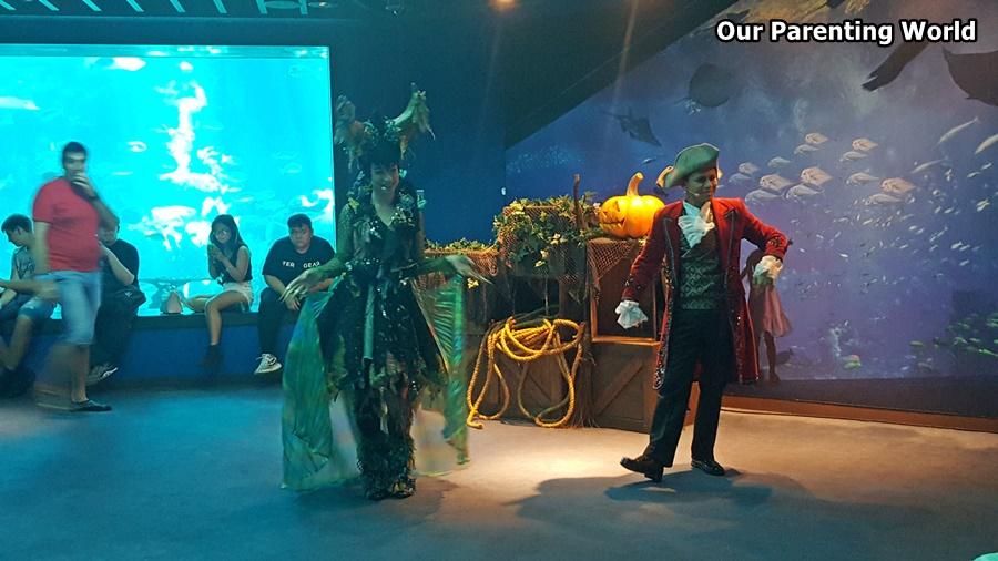 Spooky Seas S.E.A. Aquarium 8