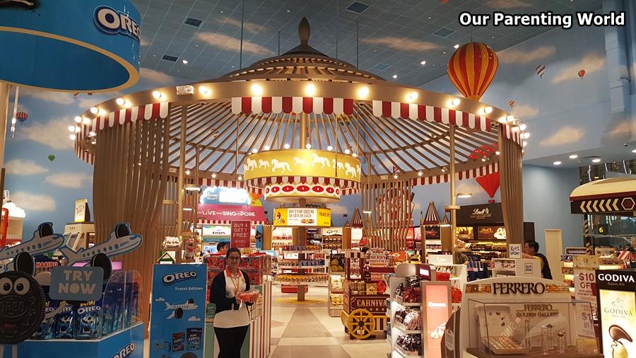 Changi Airport Terminal 4 Singapore 9
