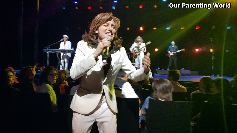 Bee Gees Gold Marina Bay Sands Mastercard Theatre