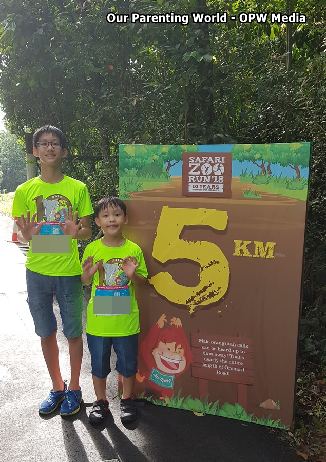 The Safari Zoo Run 2018 Image 11