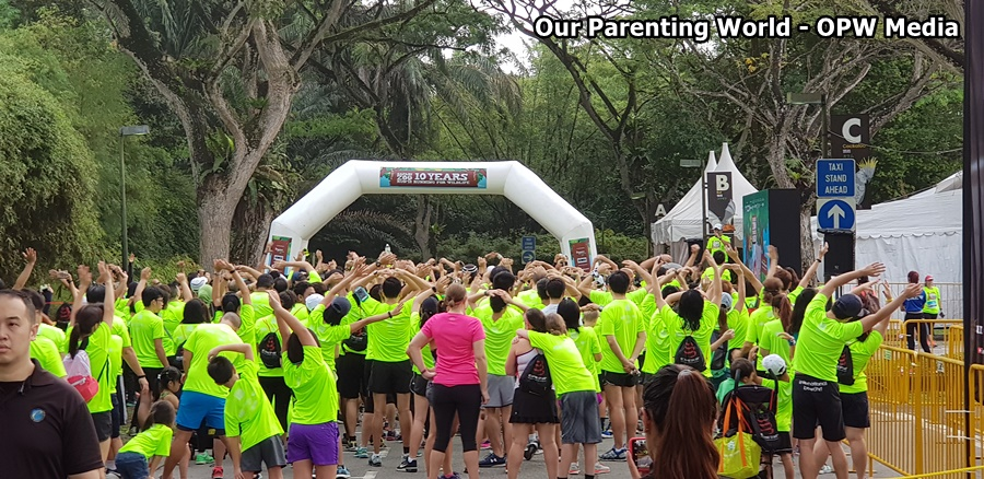 The Safari Zoo Run 2018 Image 5