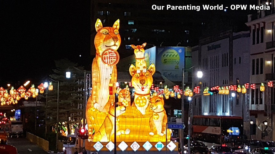 Year of the Dog Chinatown Chinese New Year Celebrations 2018