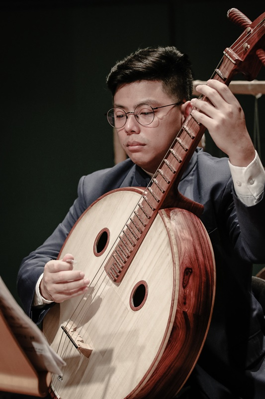 Ding Yi Music Company Kenny Chan