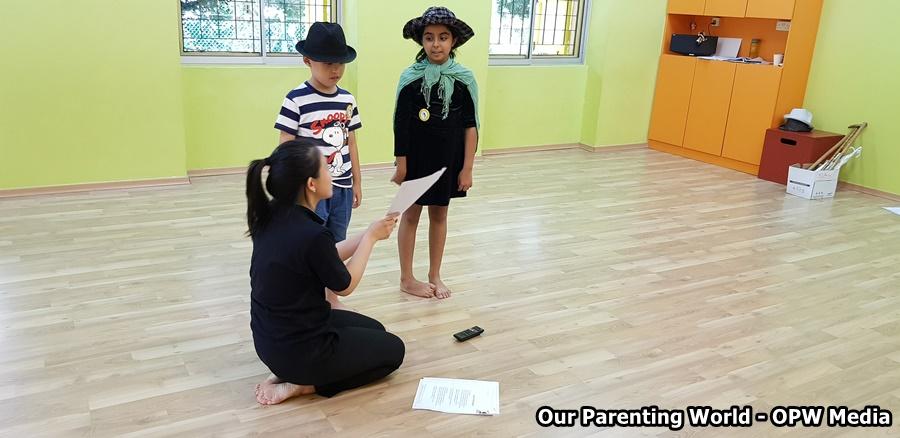 ACT 3 Drama Academy 2
