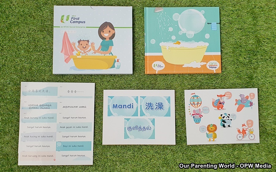 Enjoy over $300 goodies with the NTUC Good Start Bundle for 2016 to 2019 Babies, Our Parenting World