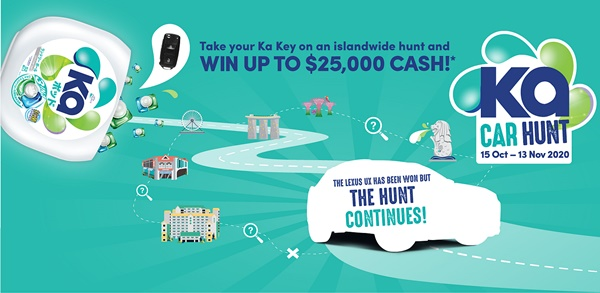 Ka 3in1 Laundry Capsules sends FairPrice shoppers on an adventure to win attractive prizes!, Our Parenting World