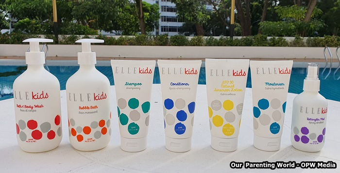ELLE Baby and ELLE kids – The Gentlest Products for Your Child's Sensitive Skin, Our Parenting World