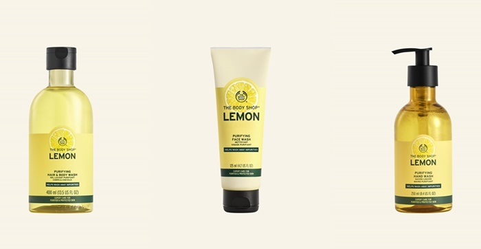 Cleanse and Protect with The Body Shop's NEW Lemon Routine – 4 Refreshingly Zesty Bacteria-Busting Products, Our Parenting World