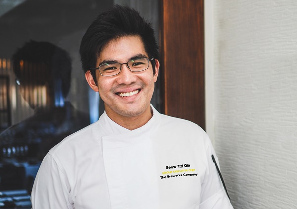 Brewerkz Launches Innovative Kids' Menu and Exclusive Interview with Chef Seow Tzi Qin, Group Executive Chef at The Brewerkz Company, Our Parenting World