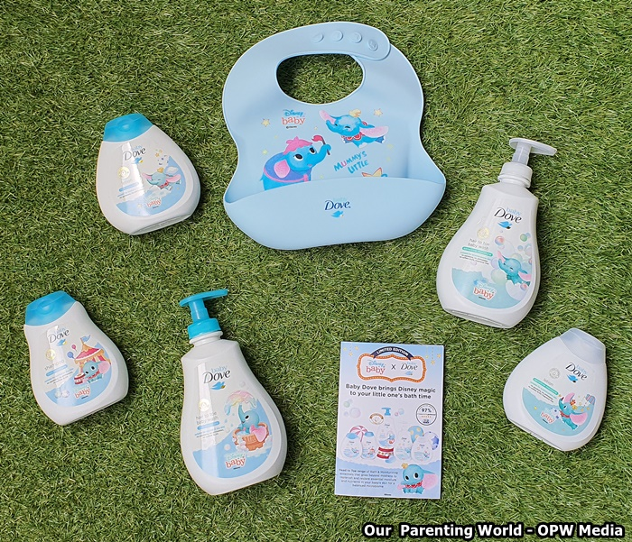Disney Baby x Baby Dove Collaboration Brings Disney Magic to Bath Time, Our Parenting World